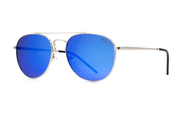 gafas-sol-metal-azul-soloptical-plazamayor