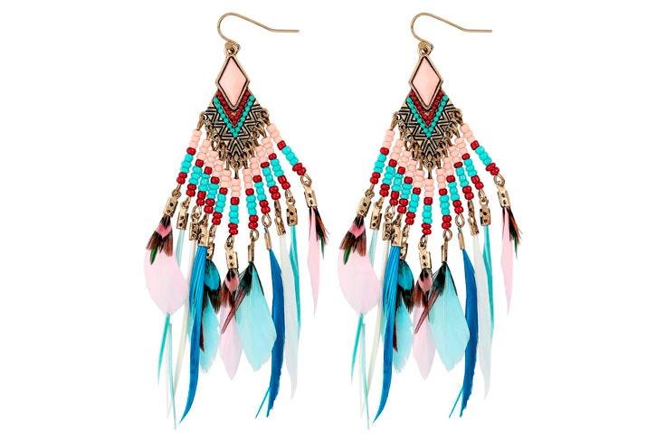 pendientes-plumas-colores-bijou-brigitte