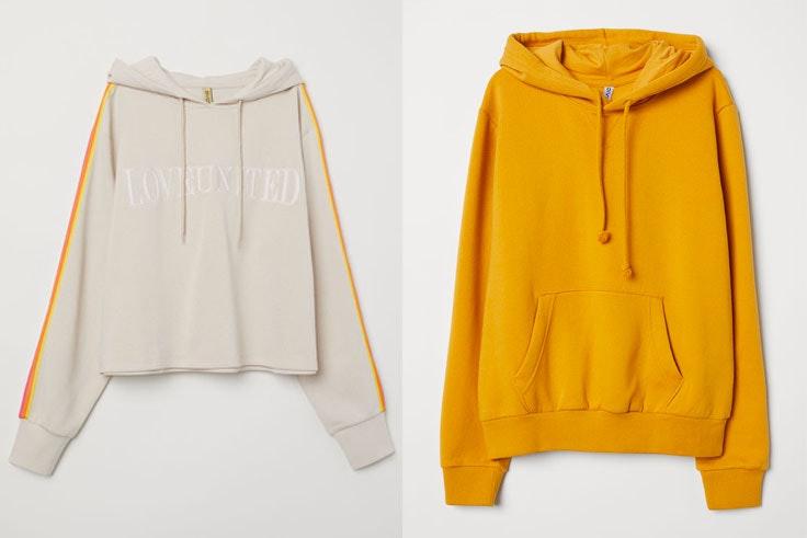sudaderas-amarilla-beige-capucha-hm