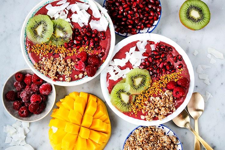 beneficios de los acai bowls