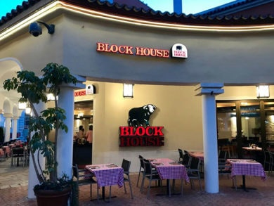 block house en plaza mayor