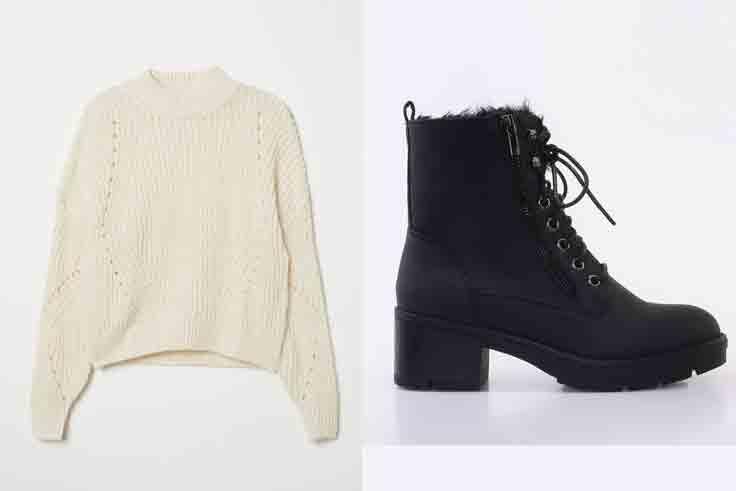 cuadros-escoceses-blanca-miro-conjunto-hjersey-blanco-botas-lazo-negras