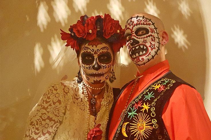 Disfraz-de-Catrina-mexicana