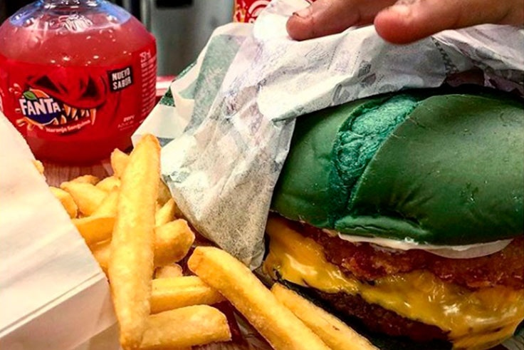 disfruta de la promocion de burger king
