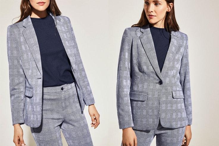 grace-villareal-chaqueta-americana-estampado-cuadros-cortefiel