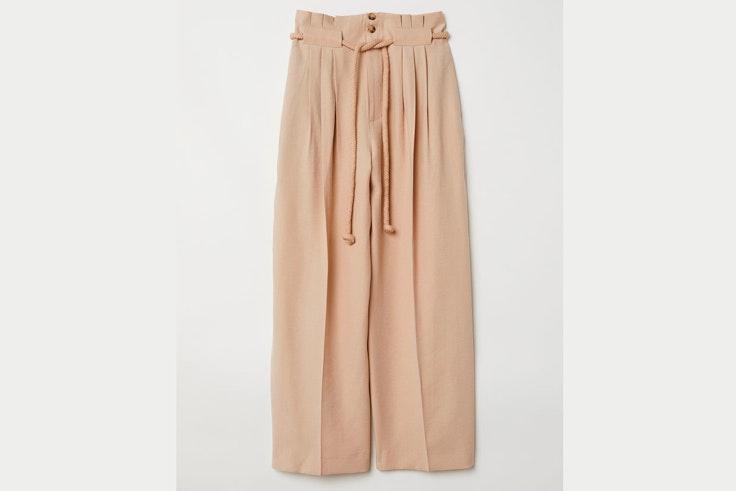 pantalon-beige-cinturon-cuerda-hm