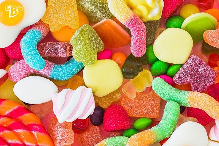 Una gran variedad de dulces y salados