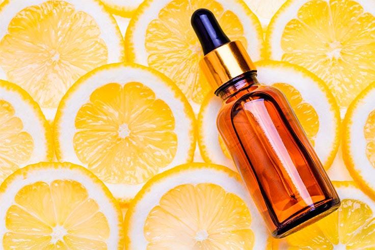 vitamina c en tu crema hidratante