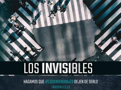 campaña los invisibles