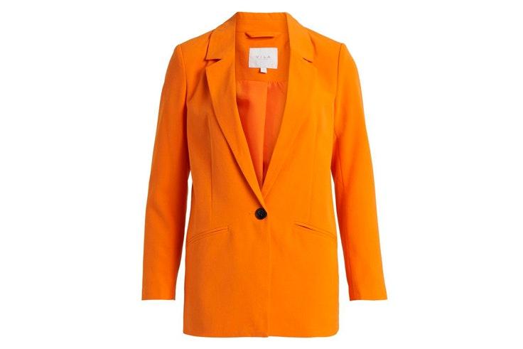 chaqueta-blazer-americana-color-naranja-vila-monbou