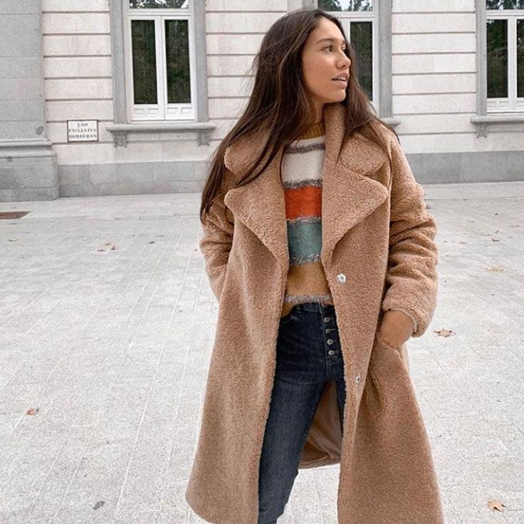 melissa-villareal-abrigo-marron-borreguito