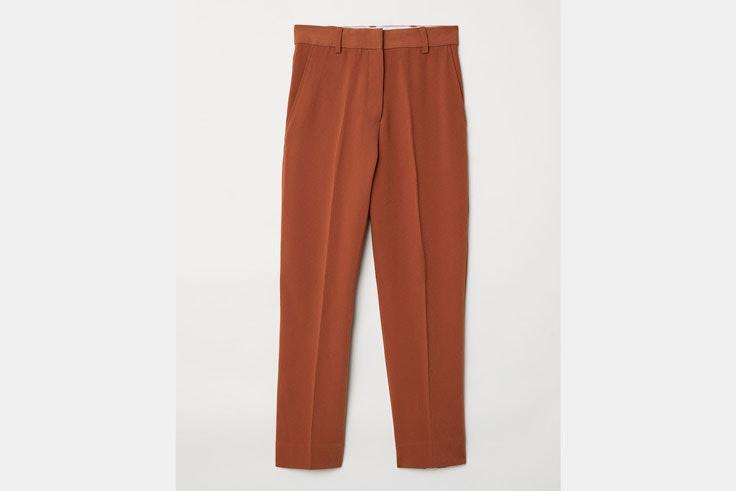 pantalon-marron-hm