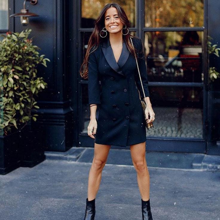 vestidos-para-nochevieja-2018-maria-fernandez-rubies-vestido-chaqueta-blazer-negro