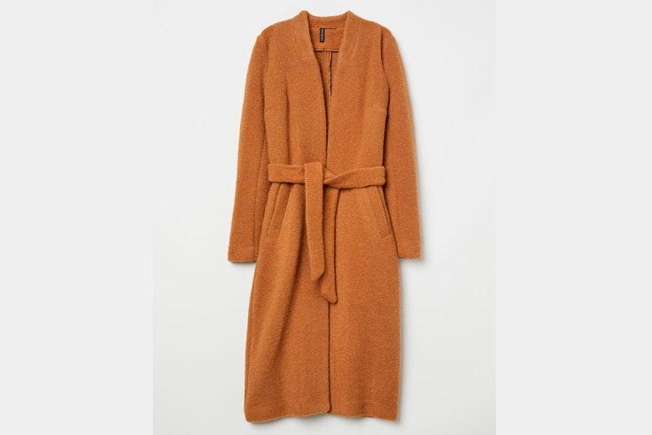 abrigo-rebajas-marron-camel-cinturon-hm