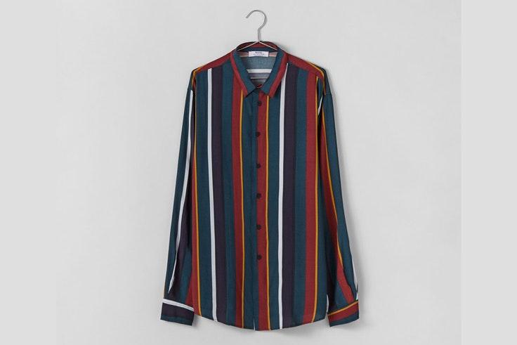 camisa-de-rayas-de-colores-bershka