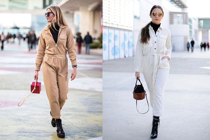 madrid fashion week mono largo