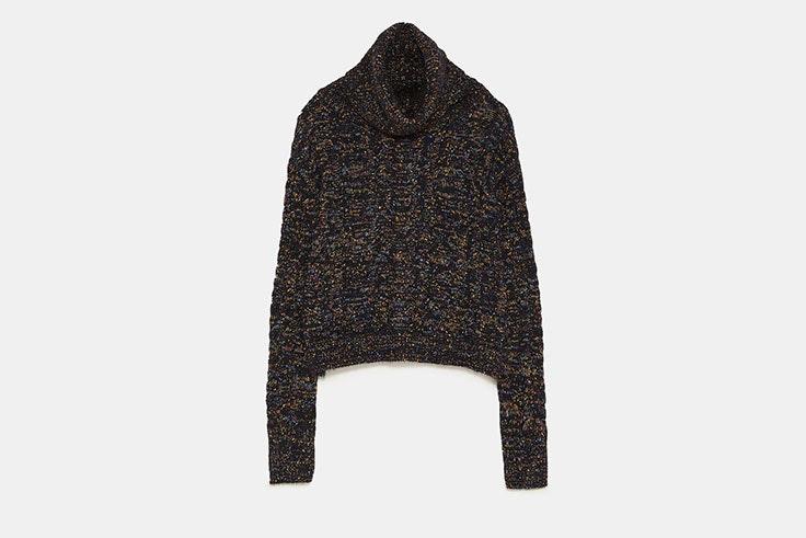 rebajas zara jerseis colores