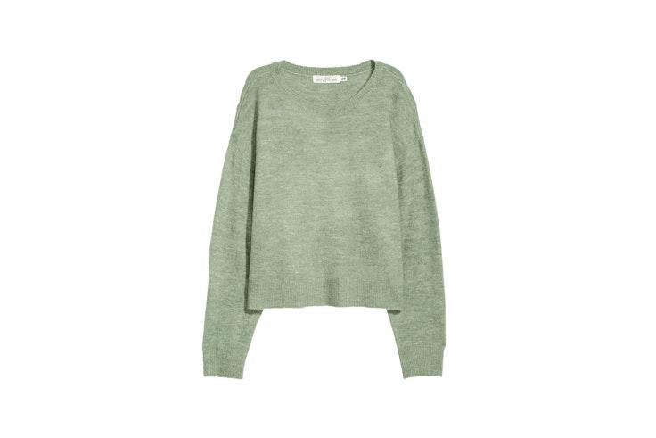 jersey-verde-punto-hm