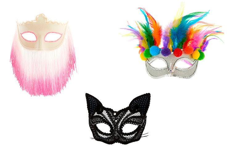 mascaras claires