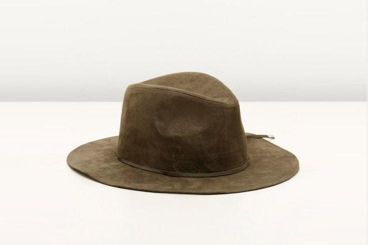 sombrero-color-verde-ala-ancha-misako