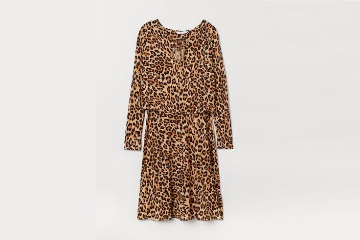 vestido-largo-estampado-leopardo-hm