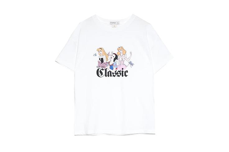 camiseta-blanca-disney-princesas-stradivarius