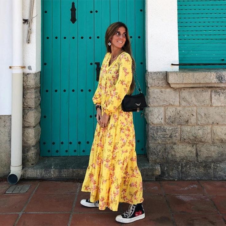 elisa-serrano-conjunto-vestido-estampado-flores-amarillo