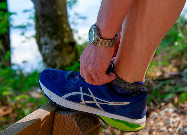 zapatillas asics mujer decimas 80