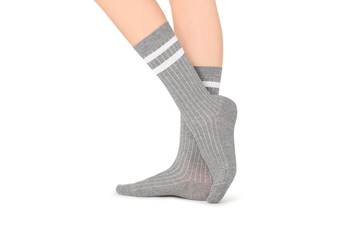 Calcetines grises de Calzedonia