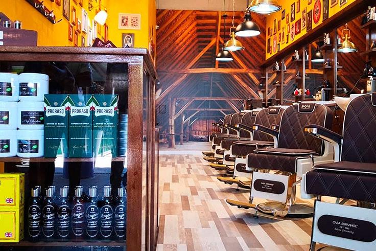Dom-Barbería