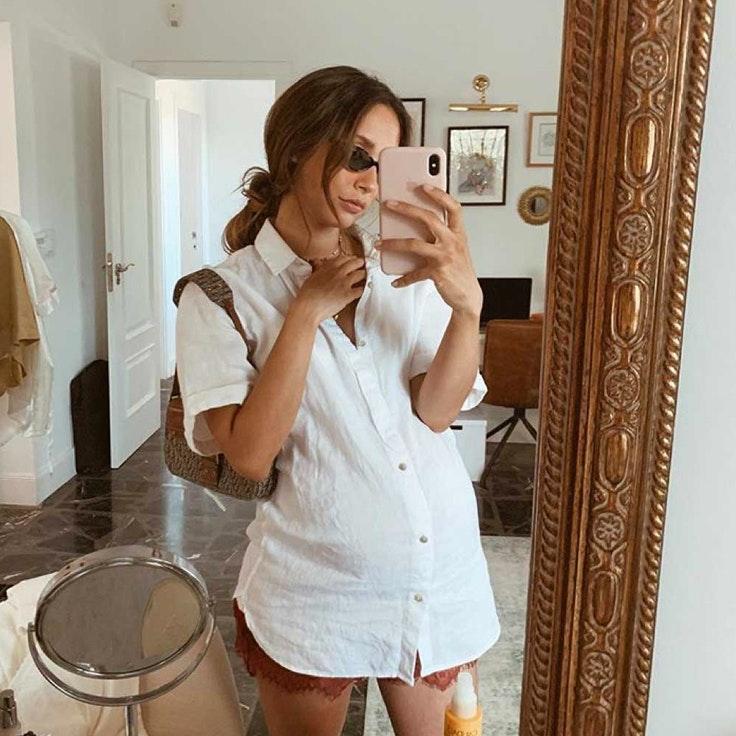 gracyvillarreal-estilo-de-instagram-camisa-lino-zara