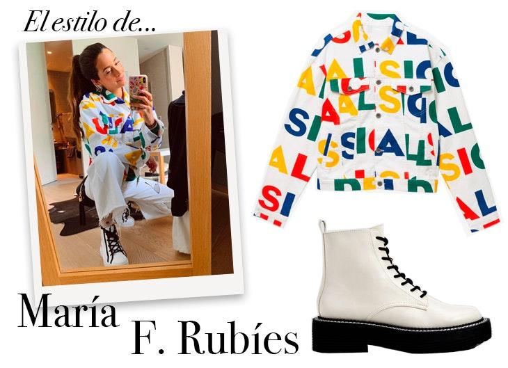 María F. Rubíes