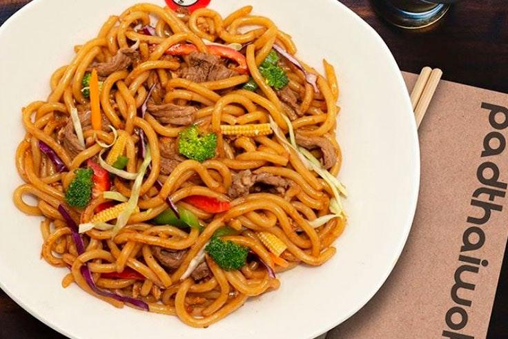 Pad-Thai-Wok-noodles