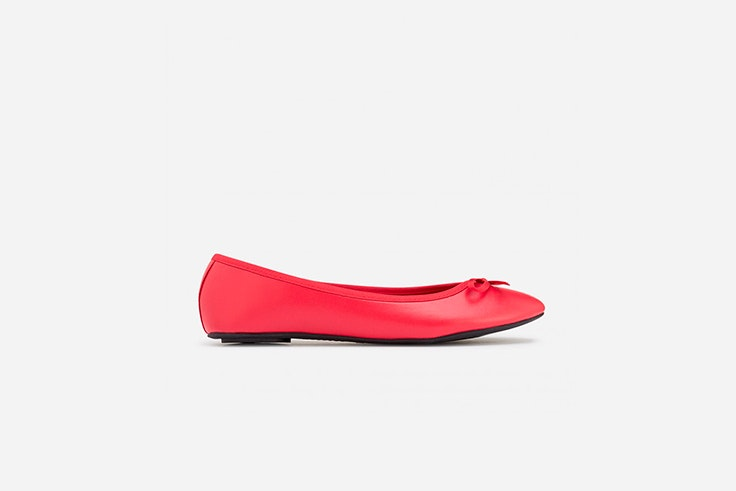 bailarina roja marypaz el estilo de María Bernad