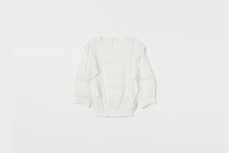blusa encaje septiembre
