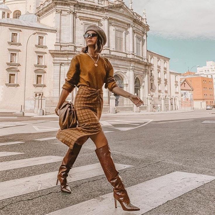 alexandra pereira lovelypepa estilo instagram faldas midi