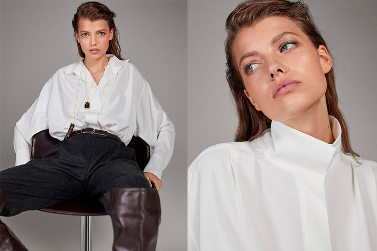 camisa-blanca-Massimo-Dutti
