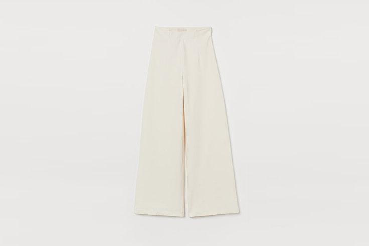 pantalon amplio hym el estilo de Brittany Bathgate