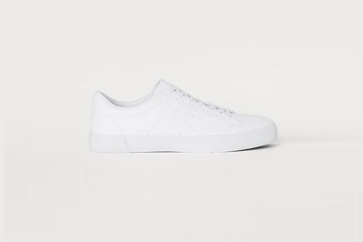 zapatillas H&M el estilo de Alberto Ortiz Rey