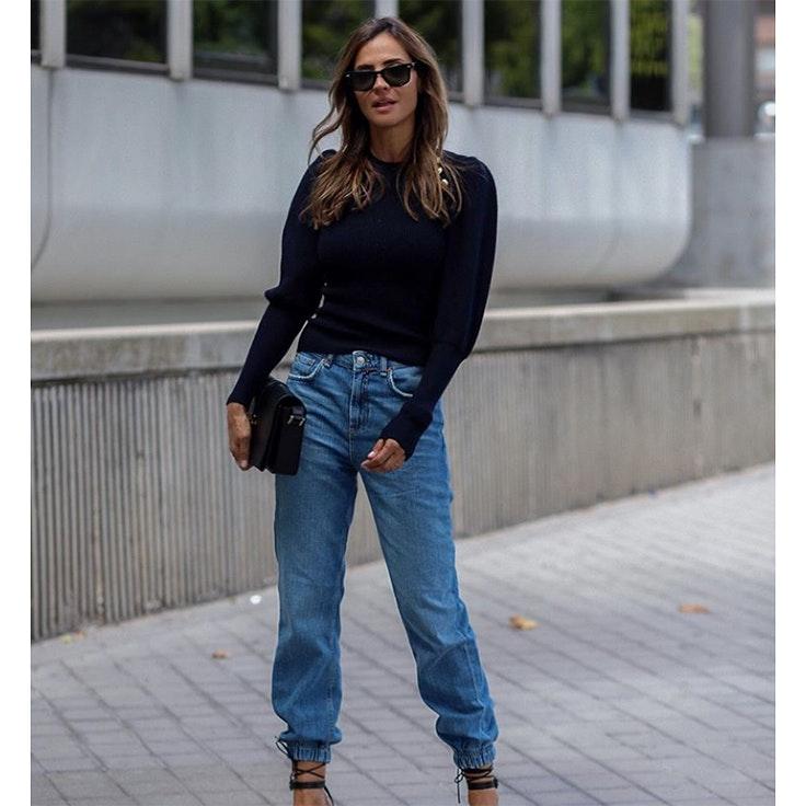 lady addict pantalón vaquero estilo instagram