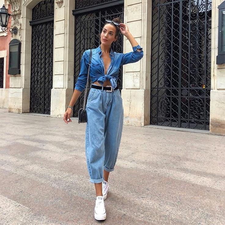 tania ayuso estilo instagram calzado de otoño