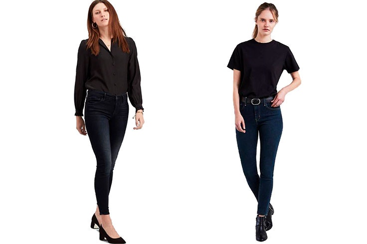 Innovation Super Skinny Jeans Innovation Super Skinny Jeans Innovation Super Skinny Jeans Innovation Super Skinny Jeans 710 Innovation Super Skinny Jeans WATERLESS® 99,00 €) y 720™ High-Waisted Super Skinny Jeans WATERLESS® 115,00 €) Levi's en Factory&Co