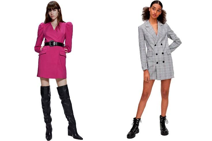Vestidos-cortos-blazers
