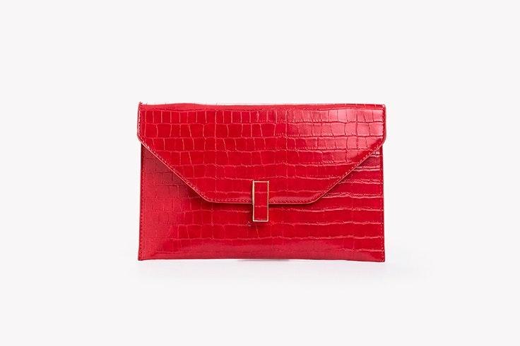 bolso rojo sobre paco martínez
