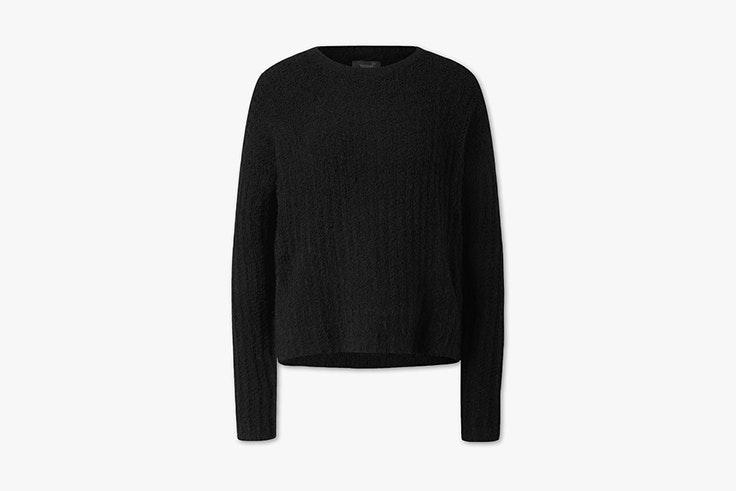 jersey punto negro c&a Inma Soria
