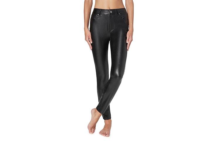 pantalones térmicos efecto piel Calzedonia Black Friday 2019