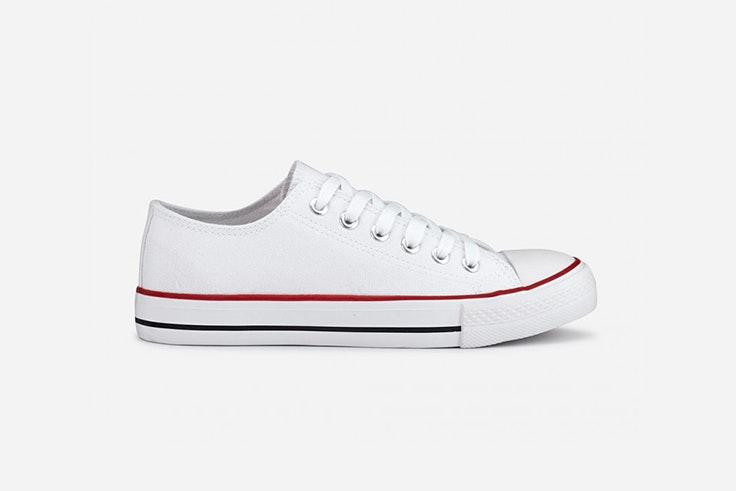 zapatillas blancas de marypaz