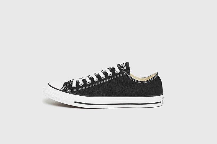 zapatillas Converse Chuck Taylor All Star en color negro de Snipes Iria de @myblueberrynights
