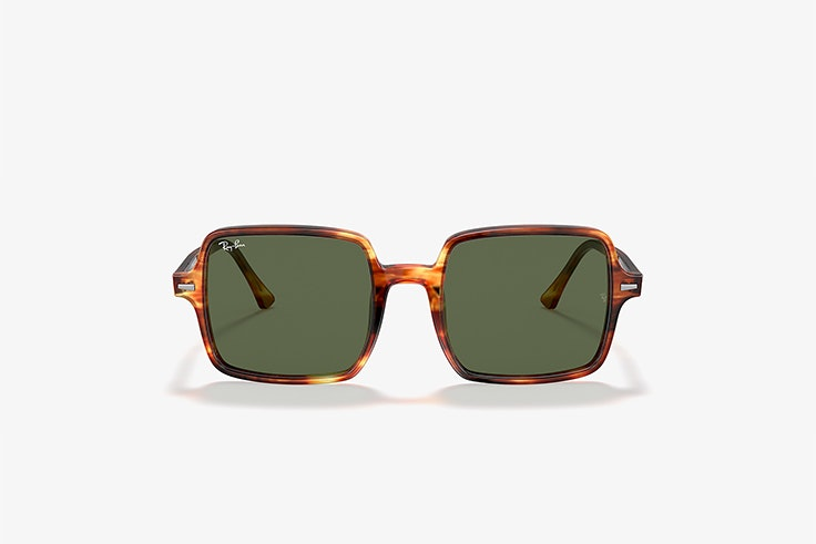 gafas de sol cuadradas rayban square de sunglass hut Patricia Sañes