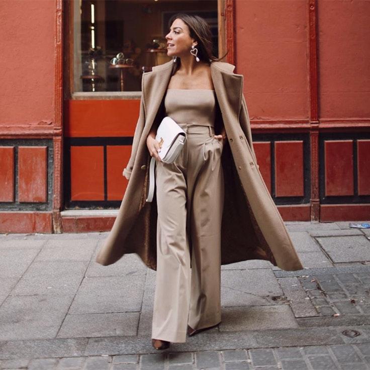 Paula Ordovas abrigo de invierno